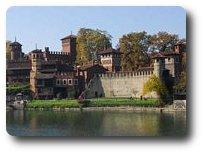Le bourg medieval de Turin